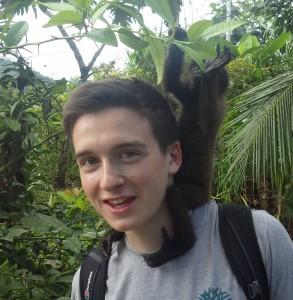 Monkey - Jack Bennet jacksjaunts
