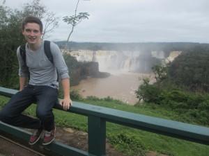 Iguassu Falls in Brazil - Jack Bennet jacksjaunts